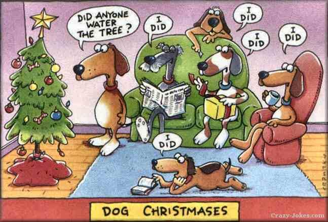 vittigheder om jul